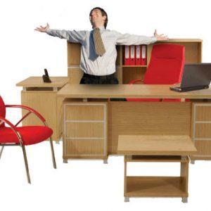 ofis çalışma masa takımı