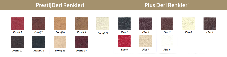 prestij plus deri renk seçenekleri