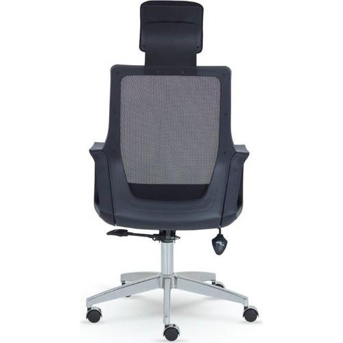 alpha fileli başlıklı yönetici koltuğu