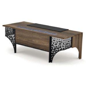 Simple metal yönetici masası