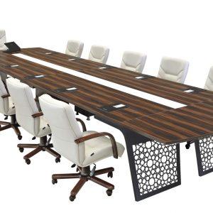 terra dikdörtgen toplantı masası